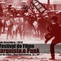 Festival do Filme Anarquista e Punk acontece neste final de semana, em São Paulo