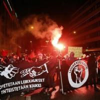 [Finlândia] Um breve relato da revolta de 6 de dezembro em Helsinki