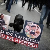 [Grécia] 6 de dezembro de 2014: Seis anos após a revolta de dezembro de 2008, a luta continua