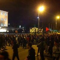 [Grécia] Algumas breves observações sobre e a partir das manifestações de 6 de dezembro