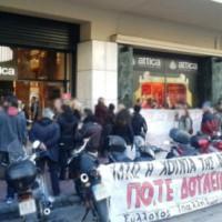 [Grécia] Manifestações contra a abolição do domingo como dia festivo