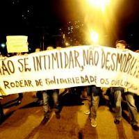 Comunicado da FAG: Não se intimidar, não desmobilizar! Toda nossa solidariedade ao companheiro Vicente!