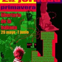 [Cuba] II Jornada Primavera Libertária de Havana