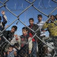 [Grécia] Suicídio de imigrante no centro de reclusão de Amygdaleza
