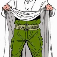 [Argentina] Papa Bergoglio: Não somos teus filhos!