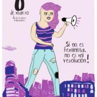 [Espanha] 8 de março: Se não é feminista não é minha revolução