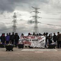 [Espanha] Crônica da ação solidária por José Antúnez Becerra em frente ao Hospital Penitenciário de Terrassa