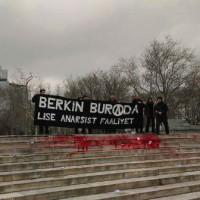 [Turquia] Manifestações marcam 1º aniversário da morte do jovem Berkin Elvan em repressão policial