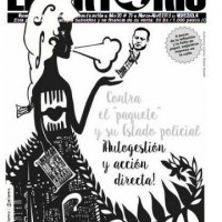 [Venezuela] Editorial do El Libertario # 75; março-abril 2015