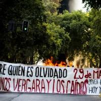 [Chile] Palavras de Tamara Sol Farias Vergara em memória pelos 30 anos da morte em combate de Eduardo e Rafael Vergara Toledo