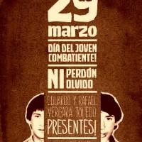 [Chile] Palavras do prisioneiro libertário Marcelo Villarroel, aos 30 anos do assassinato de Rafael e Eduardo Vergara Toledo