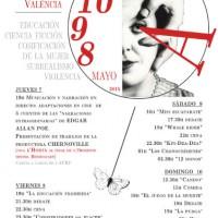 [Espanha] 3ª Mostra Anarquista de Cinema de Valencia