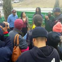 [EUA] Caravana na Pensilvânia pela saúde e liberdade de Mumia Abu-Jamal