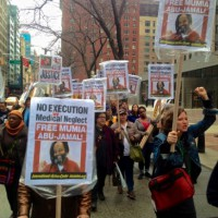 [EUA] Mumia é proibido de ser examinado por médico independente