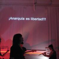 [Argentina] Crônica da I Jornada Performática Anarquista em Buenos Aires (ou como encontrar-se com a felicidade)