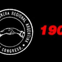[Argentina] FORA: A 114 anos da nossa fundação