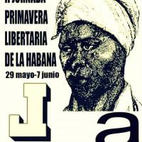 [Cuba] Programa da 2ª Jornada Primavera Libertária de Havana