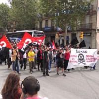 [Espanha] Barcelona: Crônica do ato do 1º de maio libertário em Sants