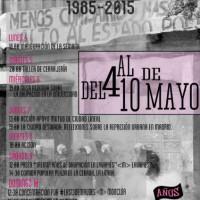 [Espanha] Madri: Semana da Okupação teve início nesta segunda-feira