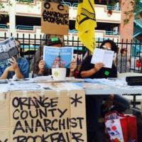 """[EUA] Anarquia em O.C.: """"Não temos outra escolha enquanto mulheres além de resistir"""""""