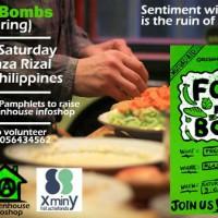 """[Filipinas] Por favor, doe para a Greenhouse: """"Nós não podemos parar o que começamos"""""""