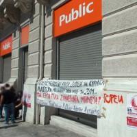 [Grécia] Informações sobre as mobilizações de 3 de maio, dia de greve no setor do comércio