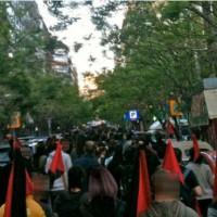 [Grécia] Tessalônica: Marcha contra os assassinatos dos imigrantes no Mediterrâneo