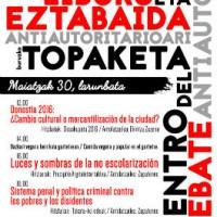 [País Basco] IV Encontro do livro e debate antiautoritário de Gasteiz