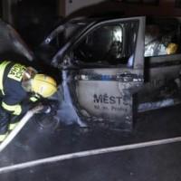 [República Tcheca] Ataque incendiário contra um carro da polícia pela Rede de Células Revolucionárias