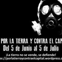 [Uruguai] De 5 de junho à 5 de julho: Mês pela terra e contra o capital