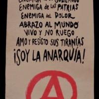 [Argentina] Folheto: Poesia Anarquista