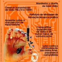 [Campinas-SP] Oficina Integral de Comunicação Popular e Rádio, de 3 a 7 de setembro