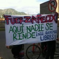 [Colômbia] Carta de Félix Mauricio Gutiérrez Díaz a diversas organizações estudantis libertárias