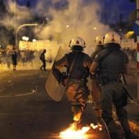 [Grécia] A montar barricadas de resistência contra cada acordo de submissão e indigência