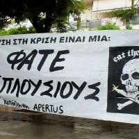 [Grécia] Abstinência do referendo - Em conflito com as instituições da democracia