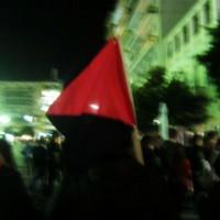 [Grécia] Atenas, 22 de julho de 2015: Concentração contra o terceiro memorando