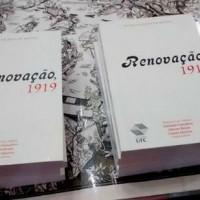 """[São Paulo-SP] O livro """"Renovação, 1919"""" de Maria Lacerda de Moura já está disponível"""