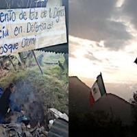 [México] Construir o Acampamento Libertário Permanente em Defesa de Xochicuautla!