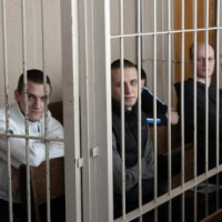 [Bielorrússia] Ihar Alinevich, Mikalai Dziadok e Artsiom Prakapenko são libertados