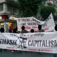 [Grécia] Negro e Vermelho: Informações sobre a manifestação de 23 de julho em Tessalônica