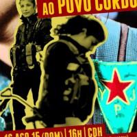 [Joinville-SC] Roda de solidariedade ao povo curdo, dia 16 de agosto