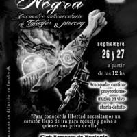 [Uruguai] Convocatória para o encontro anticarcerário de tatuagens Tinta Negra