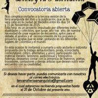 [Colômbia] Convocatória para a 3ª Feira Anarquista do Livro e da Publicação em Medellín