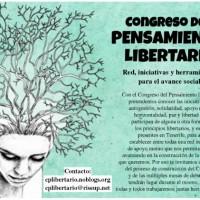 [Espanha] Congresso do Pensamento Libertário. Tenerife 2015.