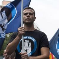 [Espanha] Demonstração de força neonazista no bairro madrilenho de Tetuán