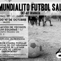 [Espanha] I Mundialito de Futebol de Salão