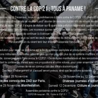 [França] Contra a COP21: Chamada internacional!