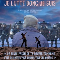 """[Grécia-França] """"Je lutte donc je suis"""", novo filme de Yannis Youlountas"""