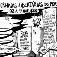 [Portugal] Jornadas Libertárias do Porto, de 2 a 11 de outubro
