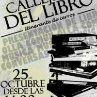 [Chile] Feira de Rua do Livro, 25 de outubro, em Valparaiso